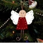 angels and santa crafts