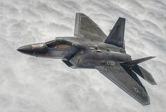 U.S. Air Force F-22 Raptor #military #armedforces #aircraft #airforce #aviation #usaf #f22 #raptor by globalair
