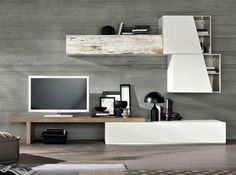 Italian Wall Unit Exential T12 by Spar - $3,899.00
