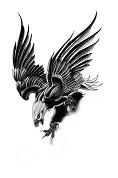 Login to DesignCrowd. Designers find design jobs, upload designs and earn money. Eagle Chest Tattoo, Eagle Tattoos, Wolf Tattoos, Full Arm Tattoos, Cool Forearm Tattoos, Sleeve Tattoos, Tattoo Design Drawings, Tattoo Sketches, Tattoo Designs Men