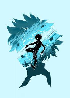 Deku Anime, Anime Demon, Manga Anime, Anime Art, Cool Anime Wallpapers, Cute Anime Wallpaper, Animes Wallpapers, Hunter Anime, Hunter X Hunter