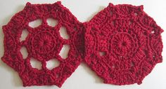 El Guaba, free crochet pattern from Underground Crafter with U.S. pattern abbreviations - two styles of octagon