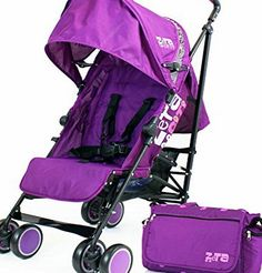 ZETA  Citi Stroller Buggy Pushchair - Plum Complete With Bag The Zeta City is simple yet Stylish. The perfect out and about stroller. This lightweight umbrella folding stroller is ideal for children from Birth. It comes complete wi (Barcode EAN = 0711978384237) http://www.comparestoreprices.co.uk/december-2016-week-1/zeta-citi-stroller-buggy-pushchair--plum-complete-with-bag.asp
