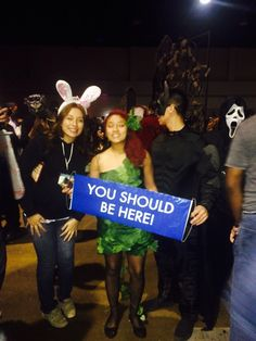 The View Halloween party October 2014.