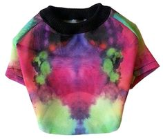 PSYCHEDELIC TEE