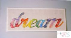Dream String Art