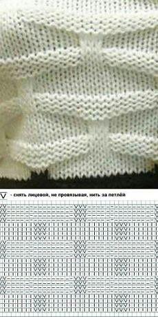 Pretty Knit Pattern