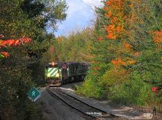 Railroad: Coming around the bend