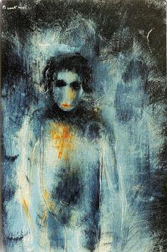 Il Caffé dell'Arte: Jean Fautrier - Studio Per Grande Nudo - 1926