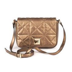 Bolso acolchado Color Negra, Php, Fashion, Zippers, Women's Handbags, Pockets, Men, Accessories, Women