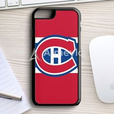 Nhl Montreal Canadiens Logo iPhone 7 Case | armeyla.com