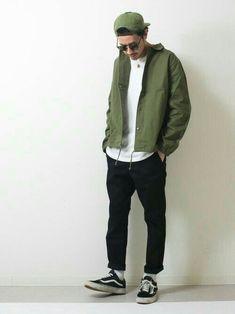 Estilo Vans, Estilo Hipster, Workwear Fashion, Mens Fashion, Japan Men Fashion, Flannel Fashion, Fashion Tips, Mode Streetwear, Streetwear Fashion