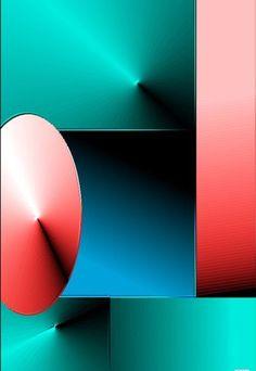 'geoART' von Peter Norden bei artflakes.com als Poster oder Kunstdruck $20.09