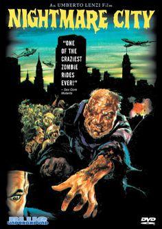 Zombob's Zombie News and Reviews: Is Tom Savini taking a trip to 'Nightmare City?'