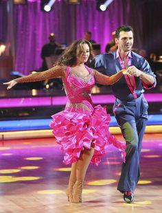 Fall 2013: Week 2 Image 23 | Dancing With The Stars Season 17 Tony and Leah