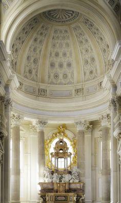 Chiesa di Sant'Uberto Reggia di Venaria Reale TO   #TuscanyAgriturismoGiratola