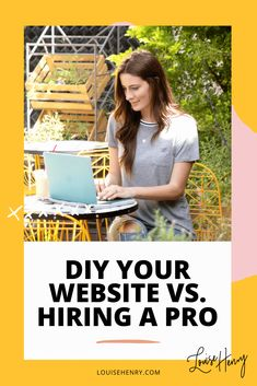 Looking for a new website? In this video, I show you the pros and cons of building your website yourself and hiring a professional web designer. Check out this short video to find out which one is best for you. #buildawebsite #websitedesign