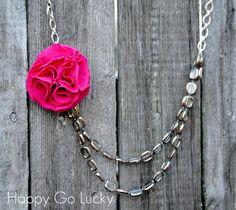 3 DIY Necklace ideas