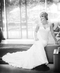 The bride   Central Coast Wedding Photography by Impact Images