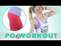 Bauch Beine Po Workout & Ganzkörper für zu Hause - VERONICA-GERRITZEN.DE - YouTube