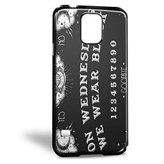 On Wednesdays We Wear Black for Iphone and Samsung Case (Samsung S5 Black) American Horror Story http://www.amazon.com/dp/B016C44KD0/ref=cm_sw_r_pi_dp_82Yfwb0K0W58W