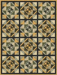 Deco Tiles designed by Robert Kaufman Fabrics. Features Valley of the Kings, shipping to stores October 2016. Three color stories (Spice, Jewel, Vintage). FREE pattern will be available to download from robertkaufman.com in June 2016. #FREEatrobertkaufmandotcom