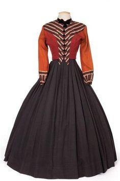 Little Women. Jo's dress. :)  Jo was my favorite character in this book.