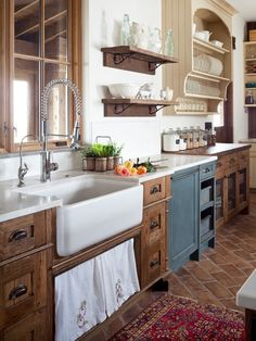 Not so cookie cutter farmhouse...yes!