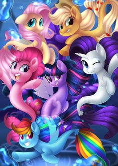 My Little Pony by Scarlet-Spectrum on DeviantArt Arte My Little Pony, Dessin My Little Pony, My Little Pony Poster, My Little Pony Movie, My Little Pony List, My Little Pony Characters, My Little Pony Drawing, My Little Pony Pictures, Mlp My Little Pony
