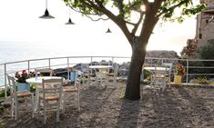 Greece's best beach cafes and tavernas