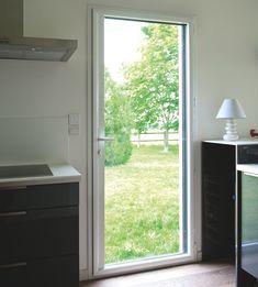 porte fenetre alu conseil choix Vestibule, Sweet Home, New Homes, House Design, Windows, Bedroom, St Ouen, Inspiration, Montreal
