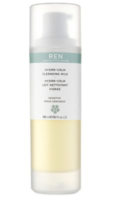 CoolHunting.com likes Ren Hydra-Calm Cleansing Milk for post-sun healing and hydration.