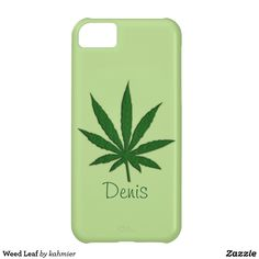 Weed Leaf iPhone 5C