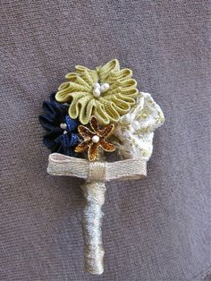 Hippe corsage