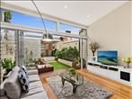 Love the connection between inside and out as extra living space - 72 Moore Street, Leichhardt