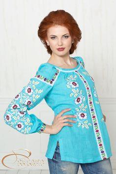 Блуза з вишивкою, фото 1