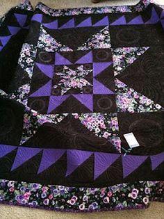 103 Best Purple Quilts Images Purple Quilts Farmhouse Rugs Quilt