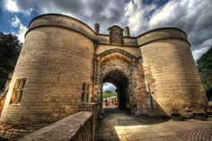 Nottingham Castle - England