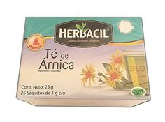 Herbacil Arnica Tea 25 Bags ** Visit the image link more details. (This is an affiliate link and I receive a commission for the sales)