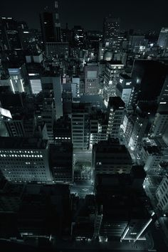 Amazing cityscapes, night lights and urban