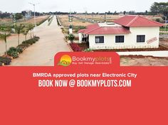 BMRD Approved Plots Near Electroniccity. Log on to :- http://bookmyplots.com/ Call us at :- 098445 75001 BMRD Approved Plots Near Electroniccity