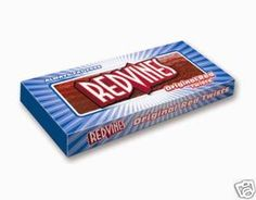 Red Vines Licorice 5 Oz Theater Candy Pack