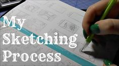 First Part of My Process TRILOGY! Follow my experiences as a young artist!! All the ups and downs and creations through it all are shared on my blog!