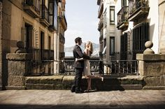 Leire and Sergio's wedding in northern Spain took place in one of our favorite cities, San Sebastian, and since Leire is a wedding planner herself we just knew it would be great!