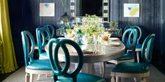 Celerie Kemble and Caroline Irvin of Kemble Interiors dress up a classic apartment for a young New York family.