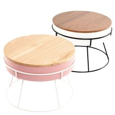 A good looking side table to add to your coffee corner.