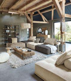 Modern Interior Design, Interior Design Living Room, Living Room Designs, Living Spaces, Casa Hygge, Room Decor Bedroom, Living Room Decor, House Rooms, Home Decor Accessories