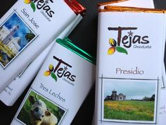 Tejas Chocolate - one of my all time favs