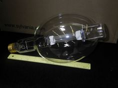 Sylvania M1000/U 1000Watts Metalarc  Metal Halice BUlb