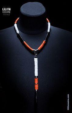 #neck #neckwear #necklace #necklaces #neck_jewelry #jewelry #jewel #jewels #leather_necklace #leather_pendant #pendant #pendants #crystal #crystals #etsy #lilithcocaine #genuine #genuine_leather #leathercraft #long #handmade #gem #gems #black #lace #laces #feather #feathers #metal #clasp #beads #metal_beads #craft #design #designer